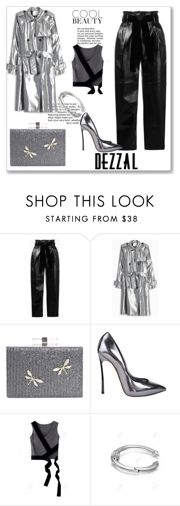 """""""SPECIAL FASHION CHALLENGE: Style given DEZZAL"""" by followme734 ❤ liked on Polyvore featuring Philosophy di Lorenzo Serafini, 3.1 Phillip Lim, Casadei, POL and dezzal"""