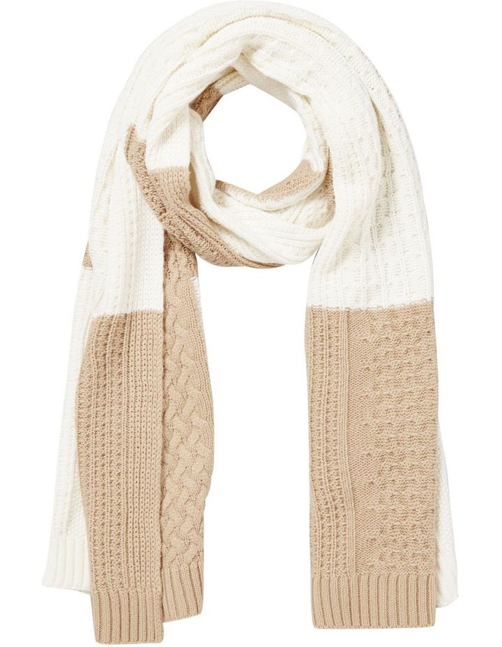 2a64396d9da9c Seed Heritage | Patchwork Scarf | MYER | Fashion for winter in 2019 ...