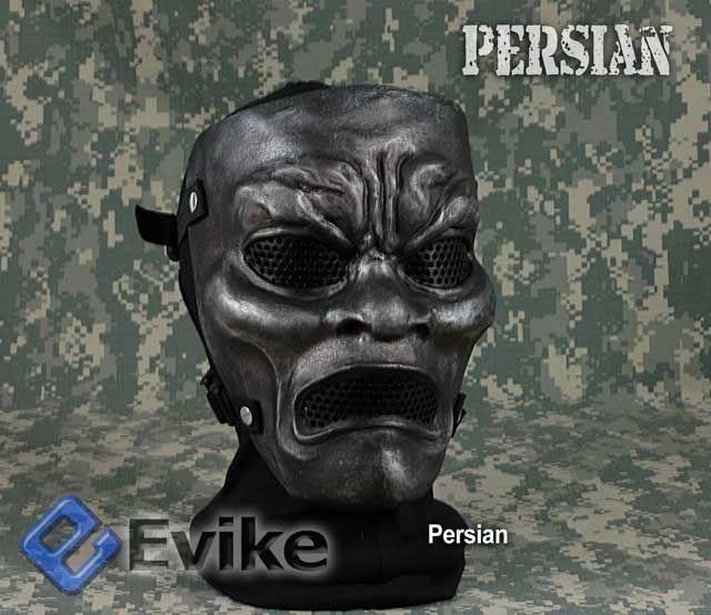 Evike.com R-Custom Fiberglass Wire Mesh Persian Immortals Mask
