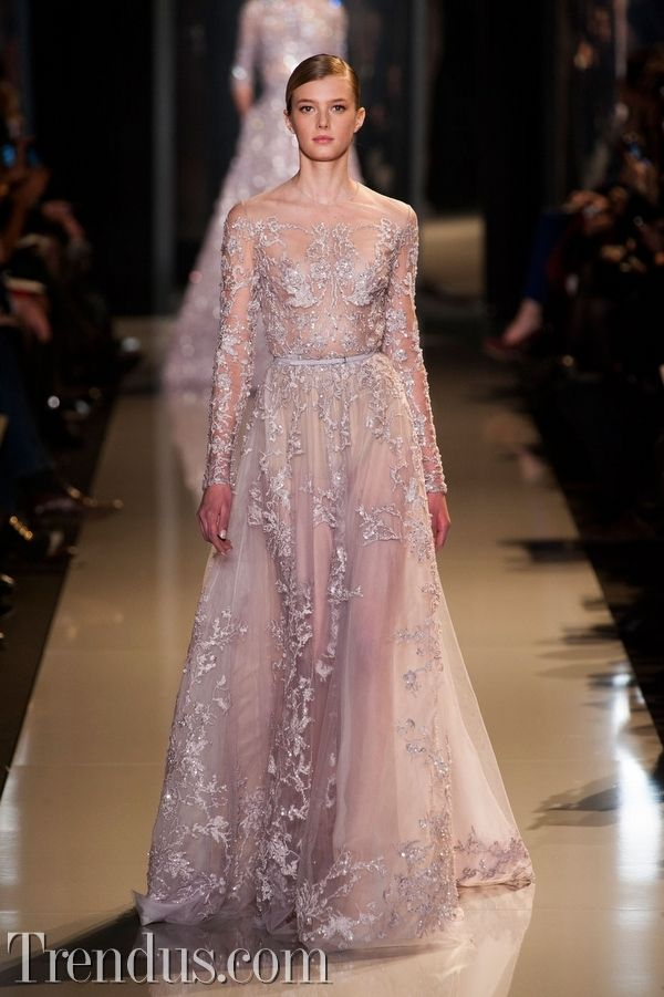 PFW Elie Saab 2013 Couture