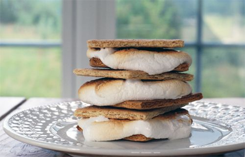how to make oven smores
