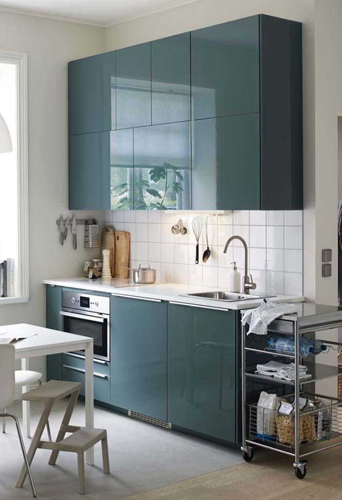klein gestaltete küche 100 modelle die sie begeistern
