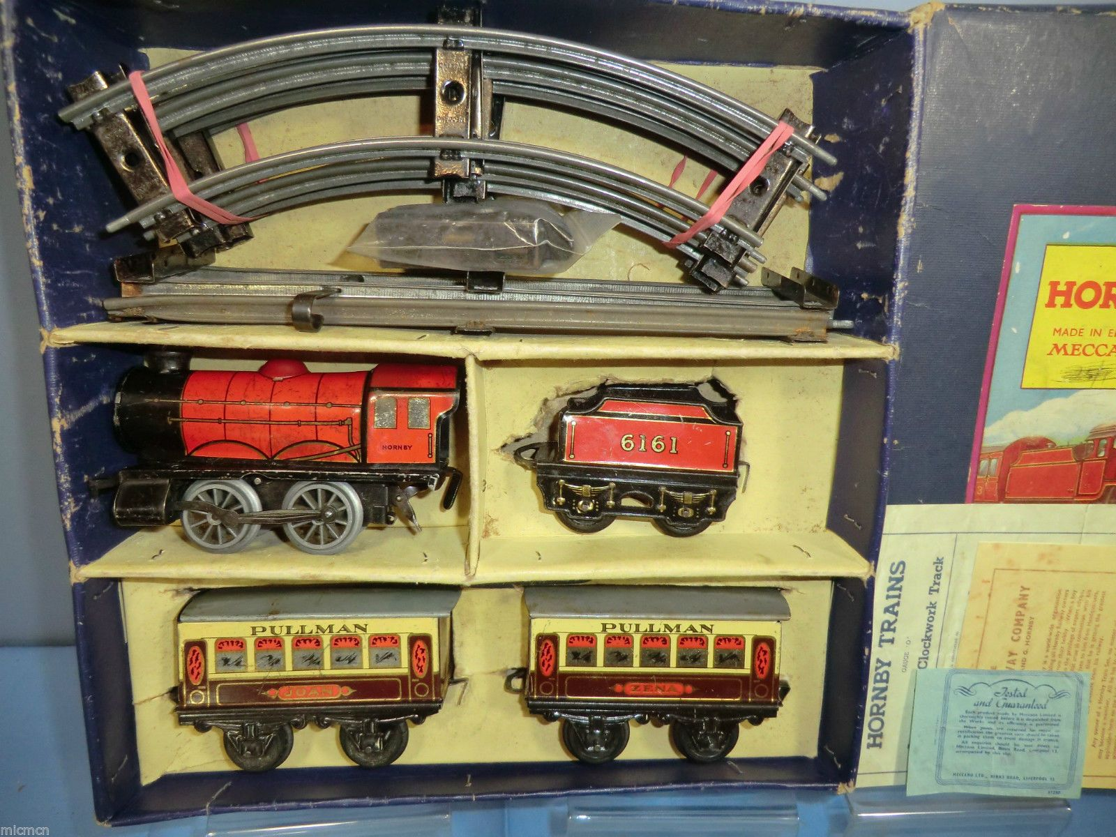 Freight Cars Helpful Vintage Boxed Hornby Series Meccano O Gauge No 1 Lumber Wagon To Be Distributed All Over The World Model Railroads & Trains
