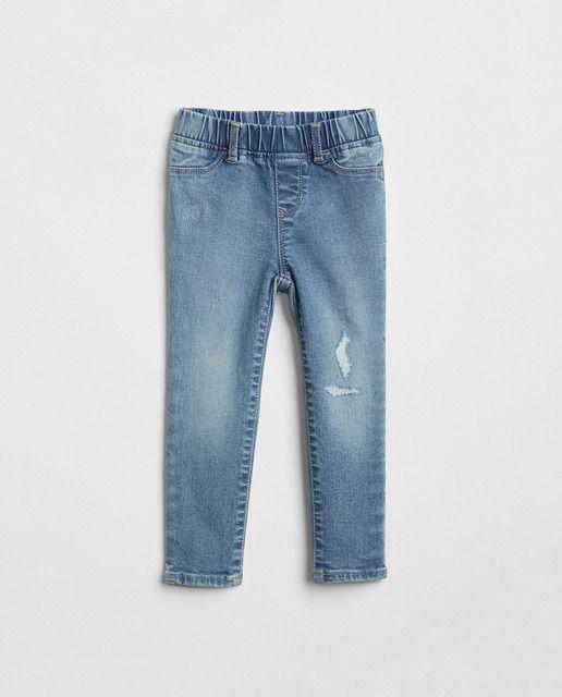 Photo of GAP – Jeans gap blu da ragazzo con elastico