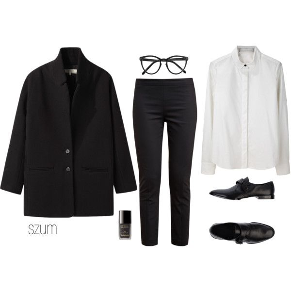 38e821b8be28 232 by szum on Polyvore featuring Proenza Schouler