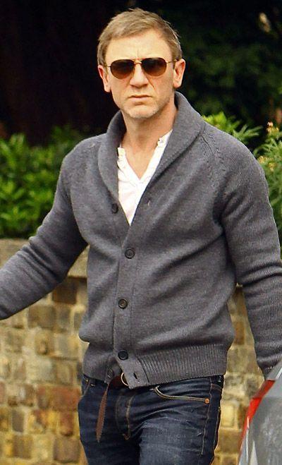 Men S Cardigan Sweaters Men Sweater Fashion Style