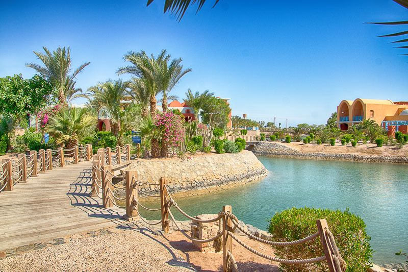 Pauschalreise Hotel Sultan Bey Resort El Gouna