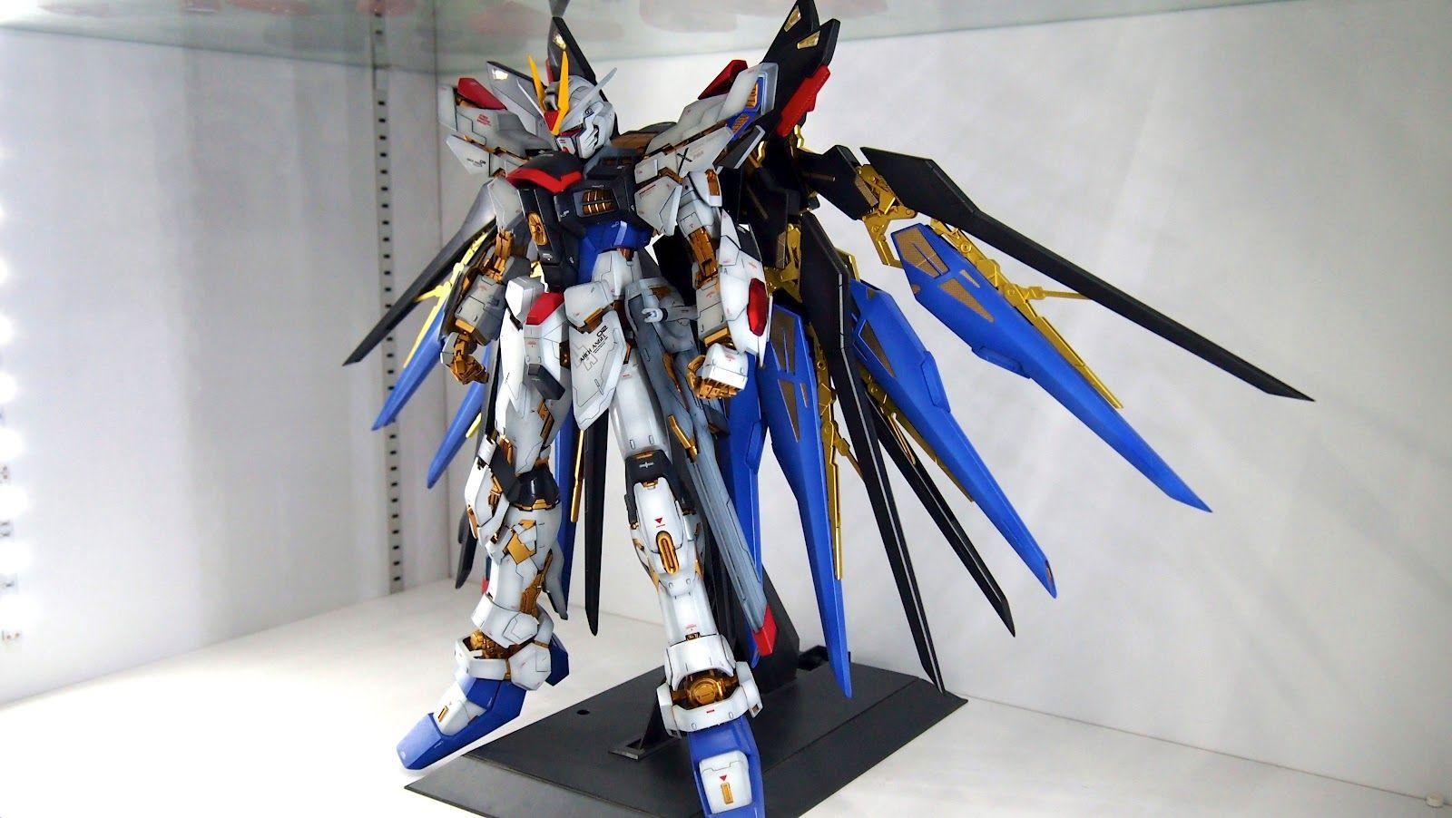 Gundam Strike Freedom Wallpaper Hd Strike Freedom Gundam Yyuyu