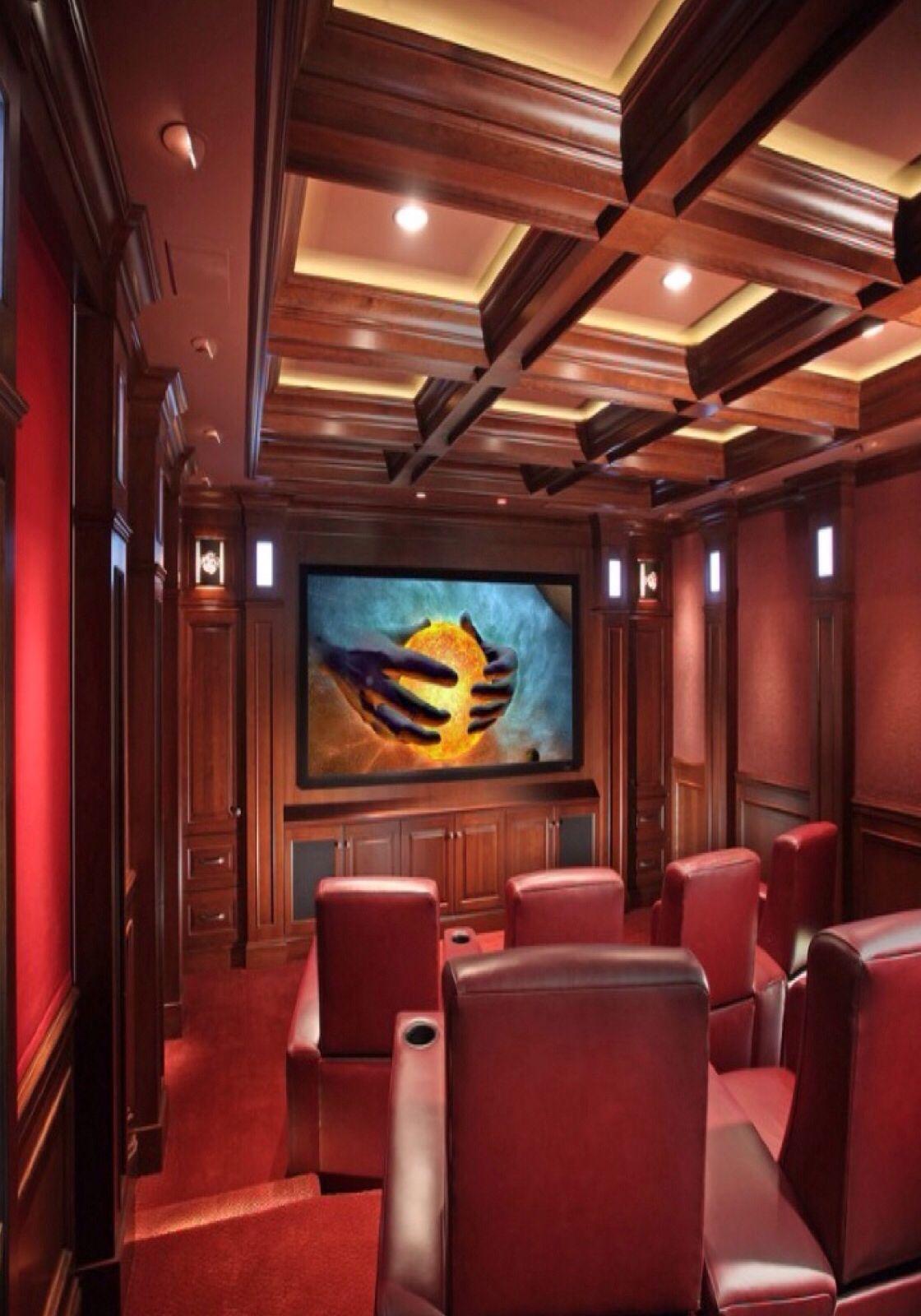 Luxury Home Theatre Houzz Luxury Rooms Luxury Homes Luxury