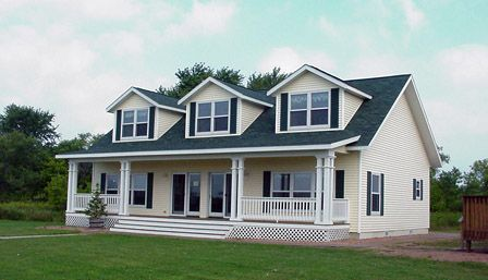 Dormers On 1 1/2 Story Cape Cod Flat Roof Garage   Google Search