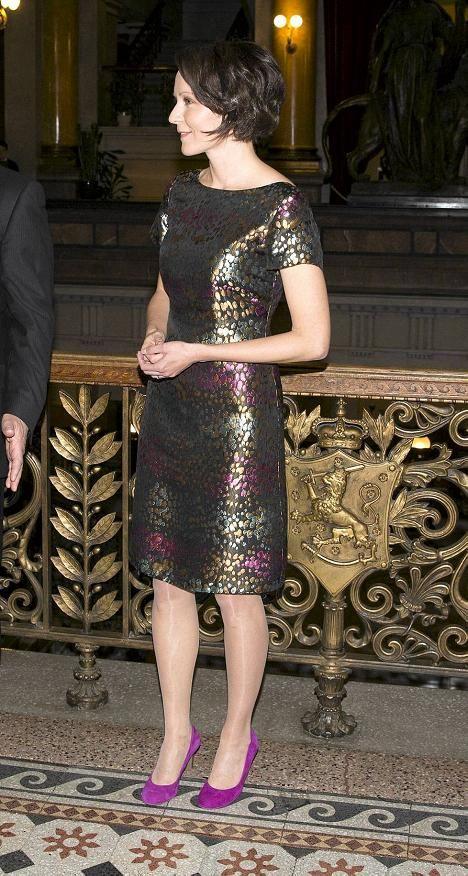 The First Lady Of Finland Jenni Haukio Beautiful Gowns First Lady Fashion