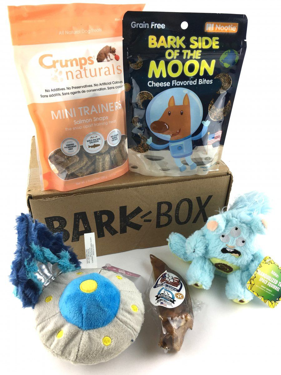 Barkbox Subscription Review Coupon Code August 2017 Bark Box
