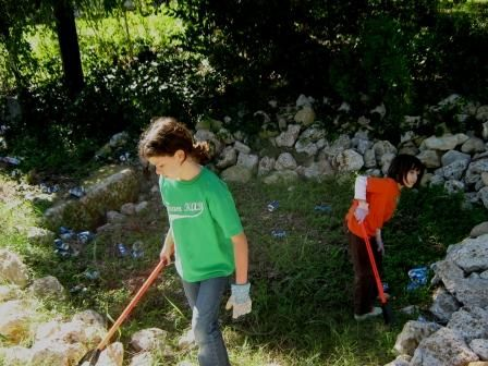Neighborhood Beautification Grant 2009 Discover Green & Discover 4-H