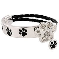 Sparkle Paw Passion Bracelet at The Animal Rescue Site