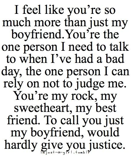 do i love my boyfriend anymore