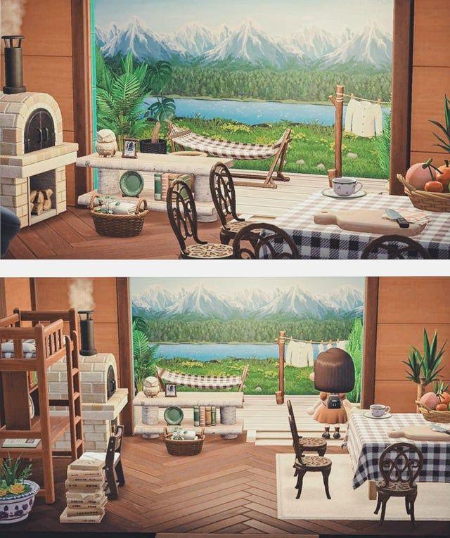Animal Crossing New Horizons Mountain Wallpaper