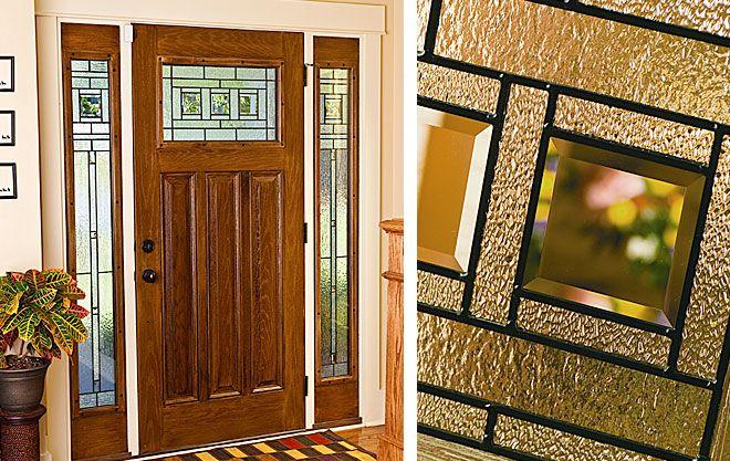 Western Reflections Doorglass Vintage Craftsman Door Glass Design Craftsman Door Door Glass Design Decorative Door Glass
