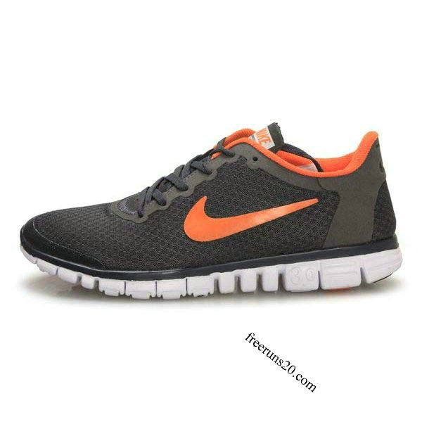 new product a6a91 02a57 Nike Free 3.0 V2 Mens Shoes Black Orange  55.90..Wish these were womens!