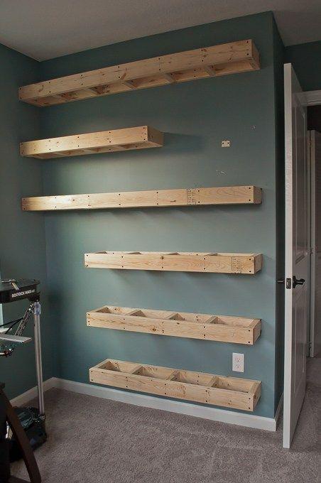 How To Build Floating Shelves Under 150 Christene Holder Build Floating Shelves Ikea Floating Shelves Floating Shelves Bedroom