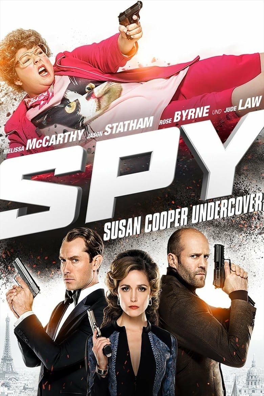 Spy 2015 Film Complet En Francais Spy Completa Peliculacompleta Pelicula In 2020 Spy 2015 Melissa Mccarthy Spy Film