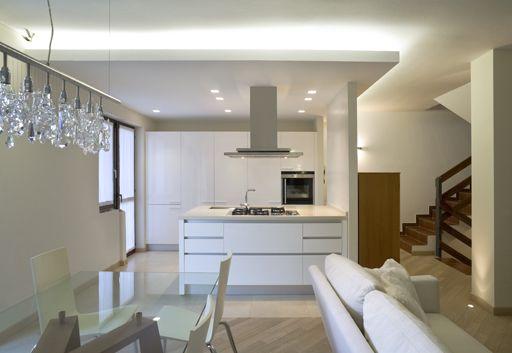 Cocina Y Salon | Como Distribuir Un Salon Con Cocina Salones Pinterest Salon