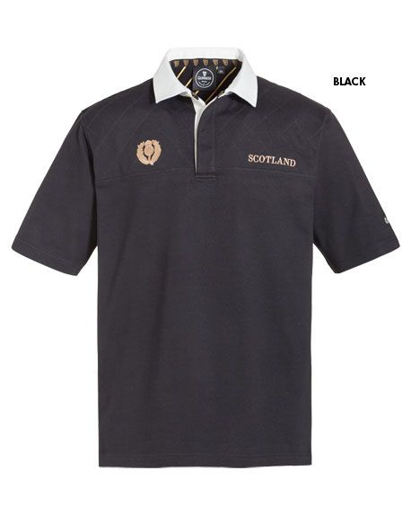 301caed6a25 Guinness® Short Sleeve Classic Rugby Shirt. Find this Pin and more on Rugby  Store by Cotton Traders UK.