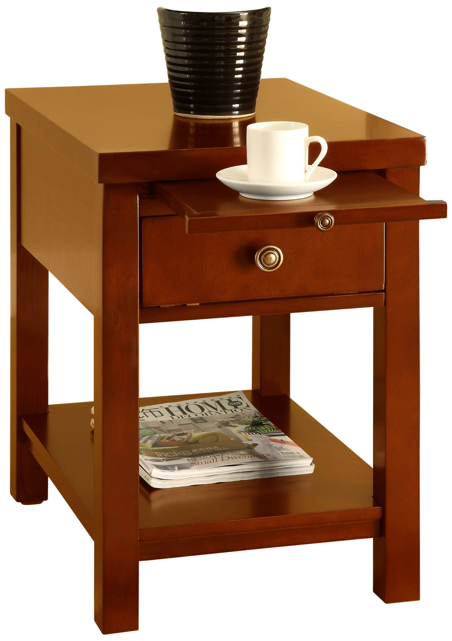 Side Table With Pull Out Shelf Side Table Table Cool Coffee Tables [ 2560 x 1805 Pixel ]