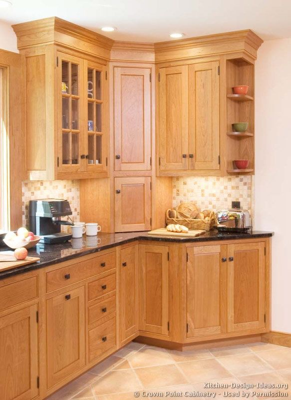 kitchen corner cabinet styles thinking about the little shelves on the outside but ours would. Interior Design Ideas. Home Design Ideas