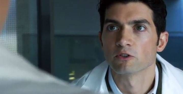 Canadian actor david alpay has winning role in new series