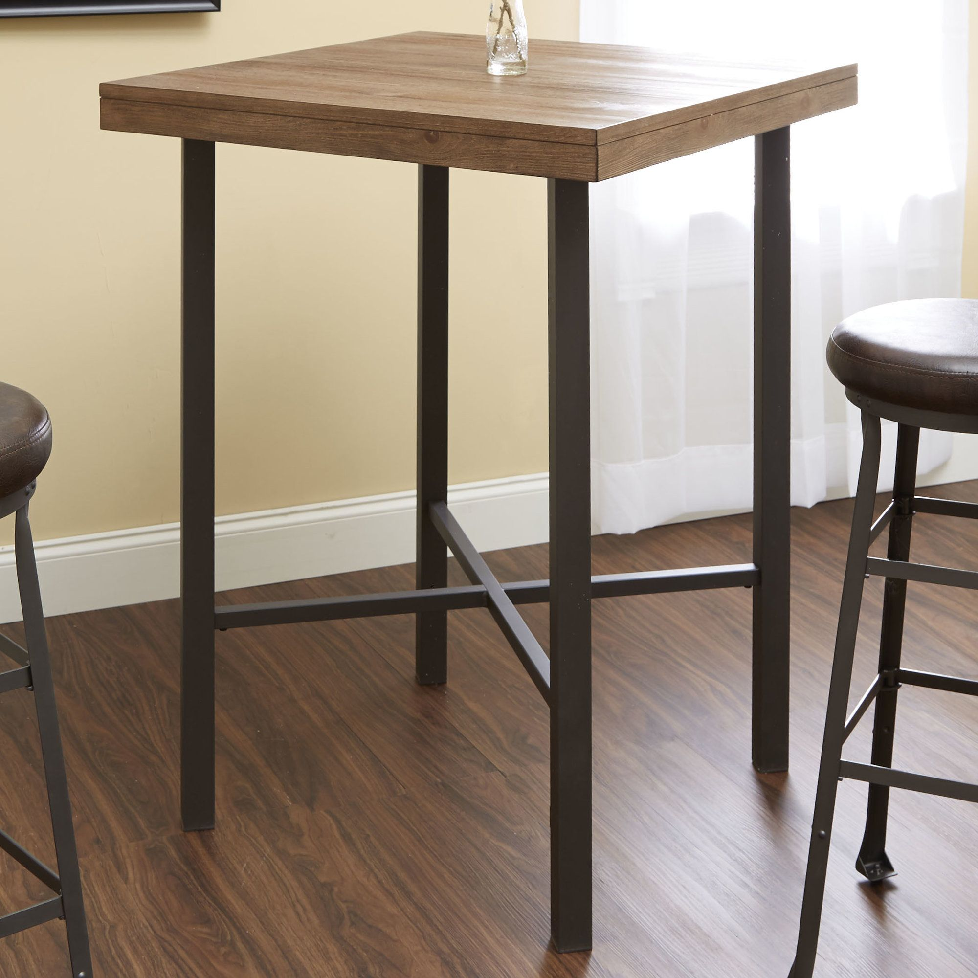 Kade Living Kade Industrial Pub Table Products
