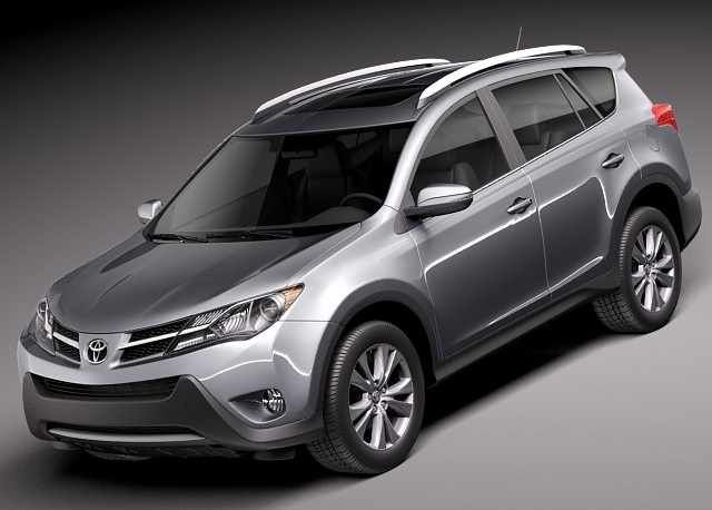 Price And Release Toyota Rav4 2016 Colors Review Front Side View Model