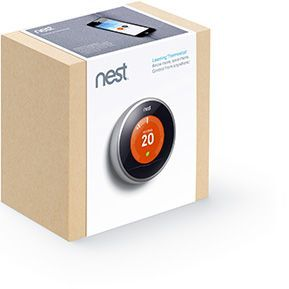 Google Nest Learning Thermostat Thermostat, Thermostat