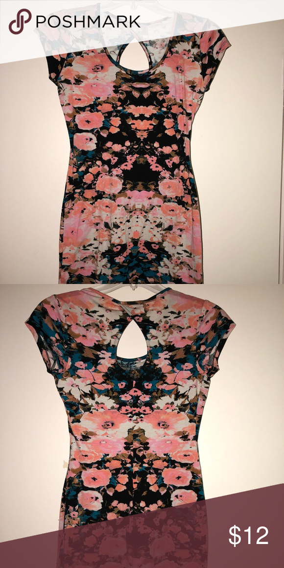 3a7d1f88d9 Flower dress from Target Cute flower dress just in time for summer! Never  worn! And in mint condition! Xhilaration Dresses Mini