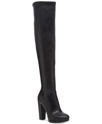 fd2f52f4ccd Jessica Simpson Grandie Over-The-Knee Stretch Boots  159.00 Side zipper  entry combined with stretch fabrication ensures that Jessica Simpson s  Grandie ...