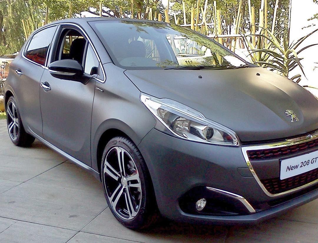 Peugeot208GT 208GT Peugeot ASEGURAMOS TU AUTO CON EL