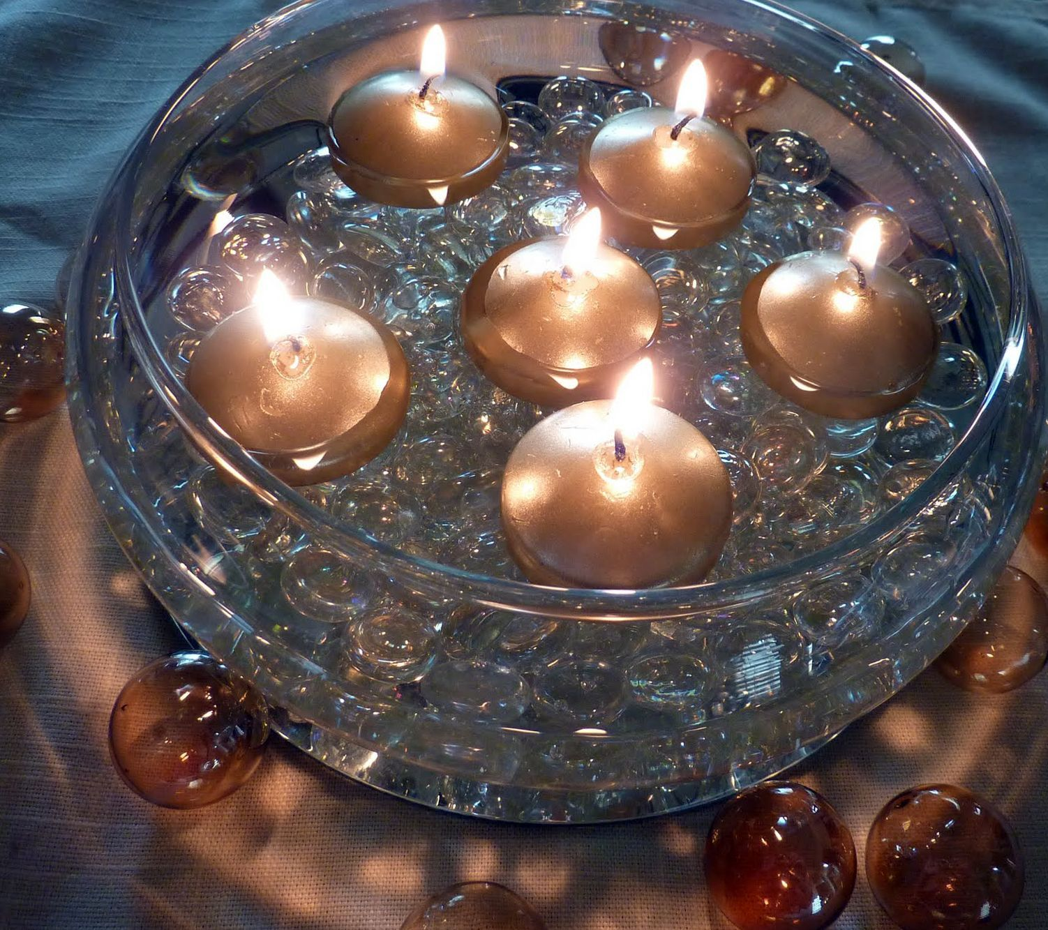 Floating Candle Bowls Floating Candle Centerpieces Floating