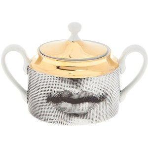 Fornasetti China Teapot