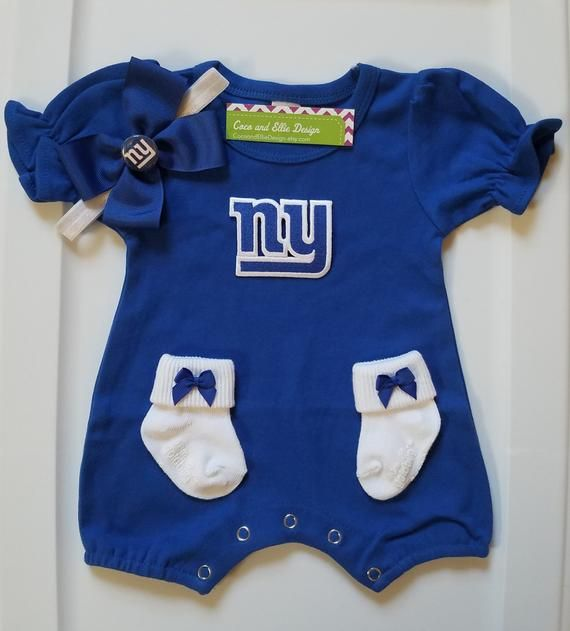 new york giants baby girl outfit ny giants newborn ny giants baby girl ny  giants baby shower ny giants take home ny giants baby gift b784513fc