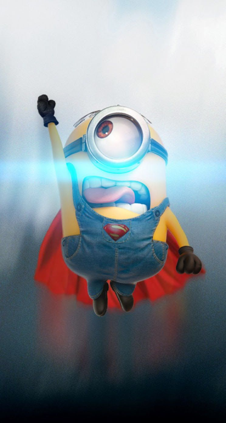 31 Most Popular Ios Amp Minions Wallpapers For Iphone ミニオン