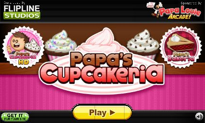Play Papa S Cupcakeria Game Online Which Is A New Cool Math Game In This Game Fun Math Games Math Games For Kids Online Math Games