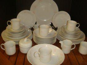 Service For Eight Ranmaru Dinnerware, \