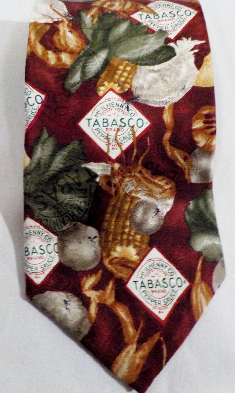 Vintage Novelty TABASCO The Hot, legendary Pepper Sauce