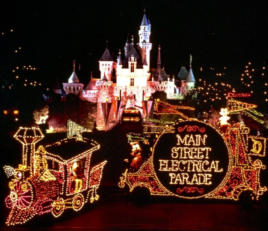 Disney's Main Street Electrical Parade