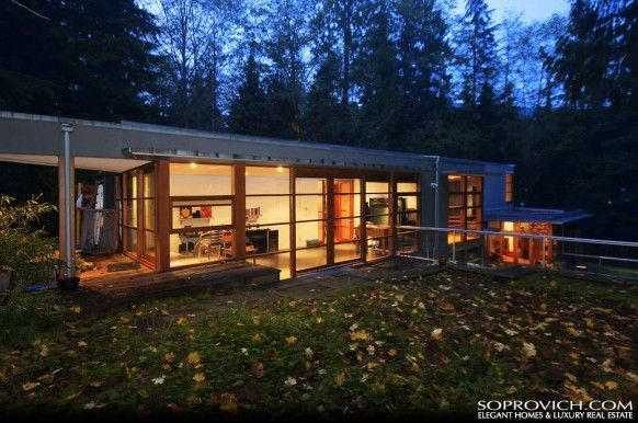 Twilight New Moon House Cullen S Residence Twilight House House Design House