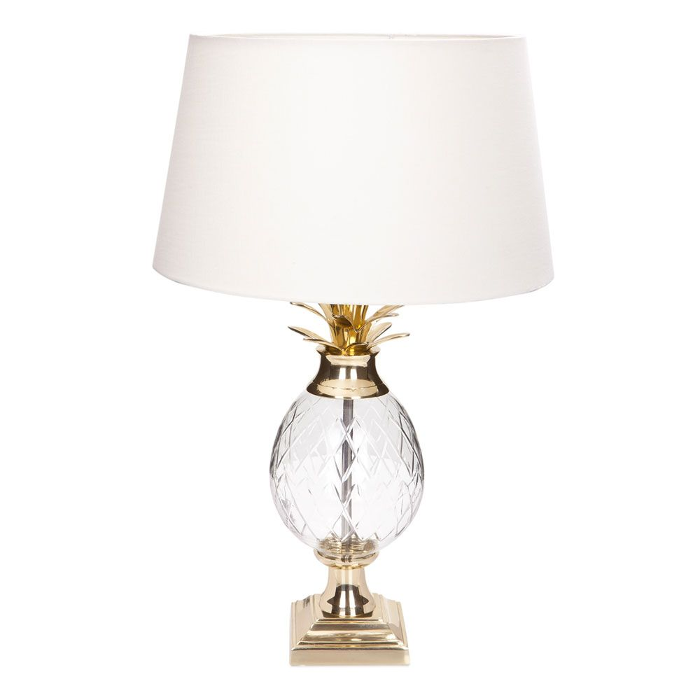 Lampe Ananas Zara Home France 36x36x57cm 100 Design Light