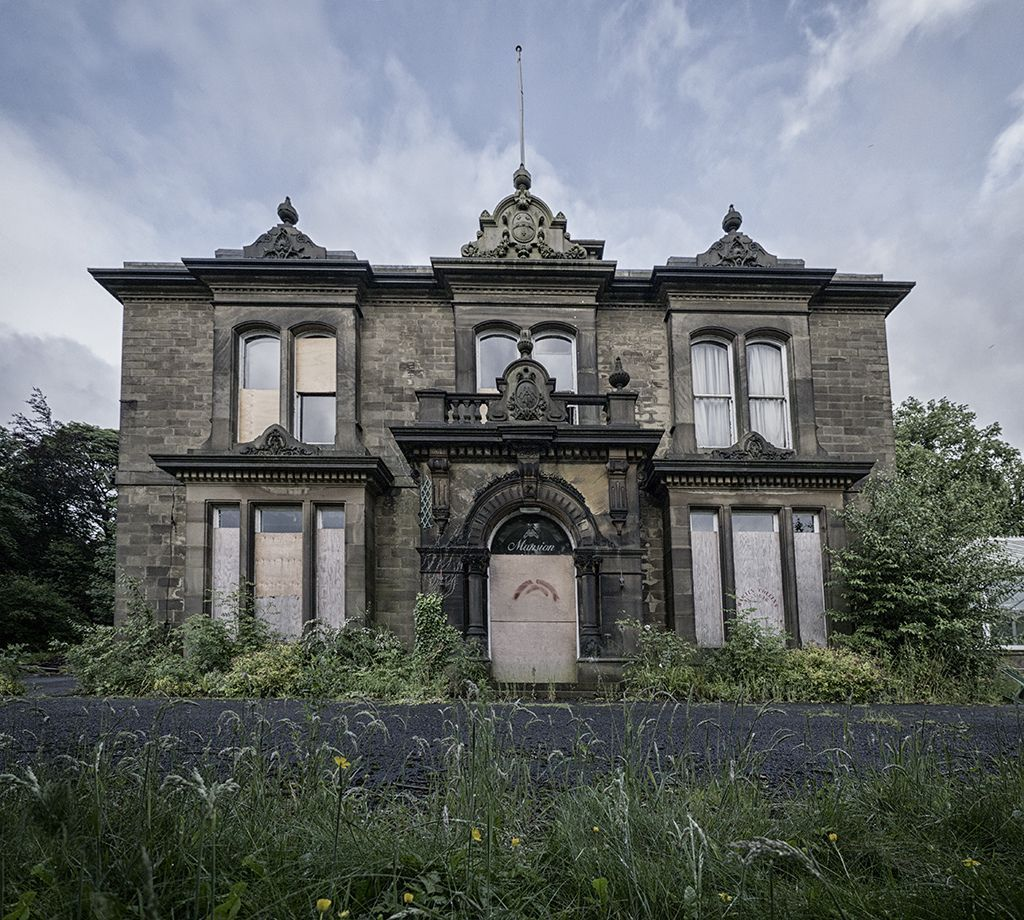 #Abandoned #House #Manor In 2020