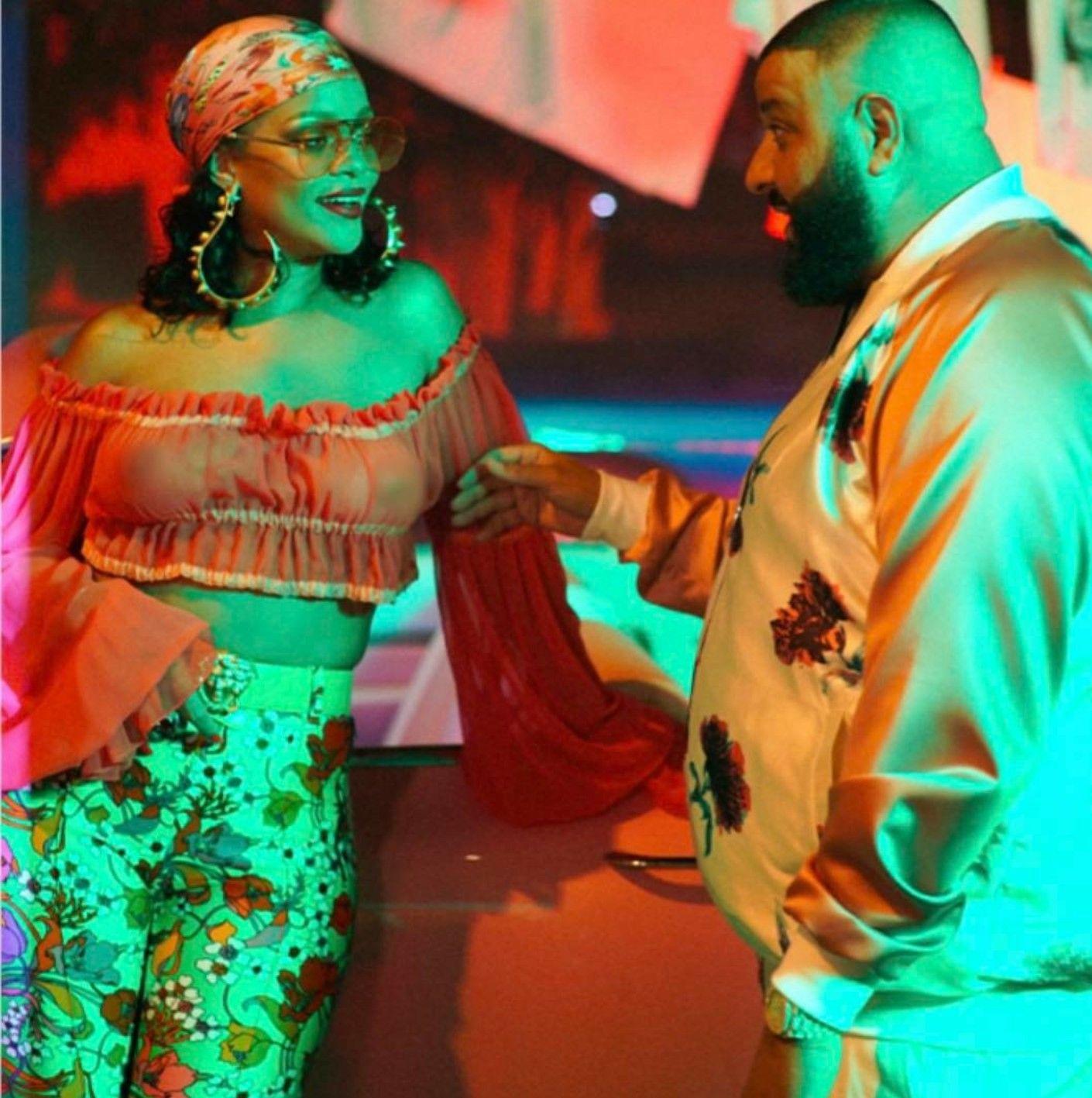 f01c55e860 🅱️LEU❤️R🅾️SES #💋WildThoughts Dj Khaled's Wife, Rihanna You,