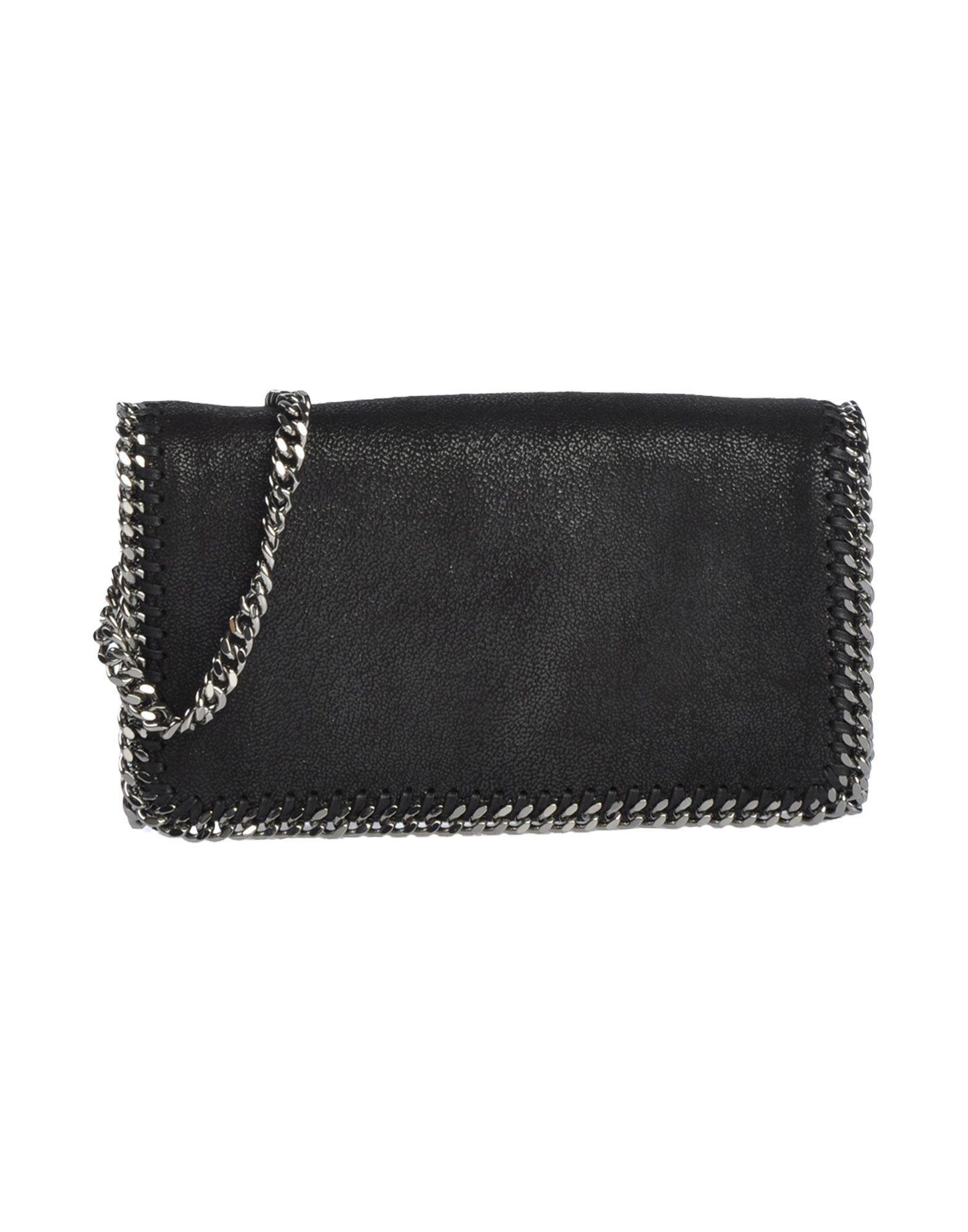 0e15413c8ac2 Stella McCartney Mini Classic Crossbody Bag w Silver Hardware ...