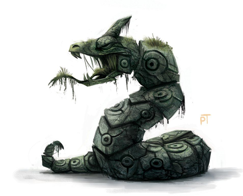 95. Onix by Cryptid-Creations