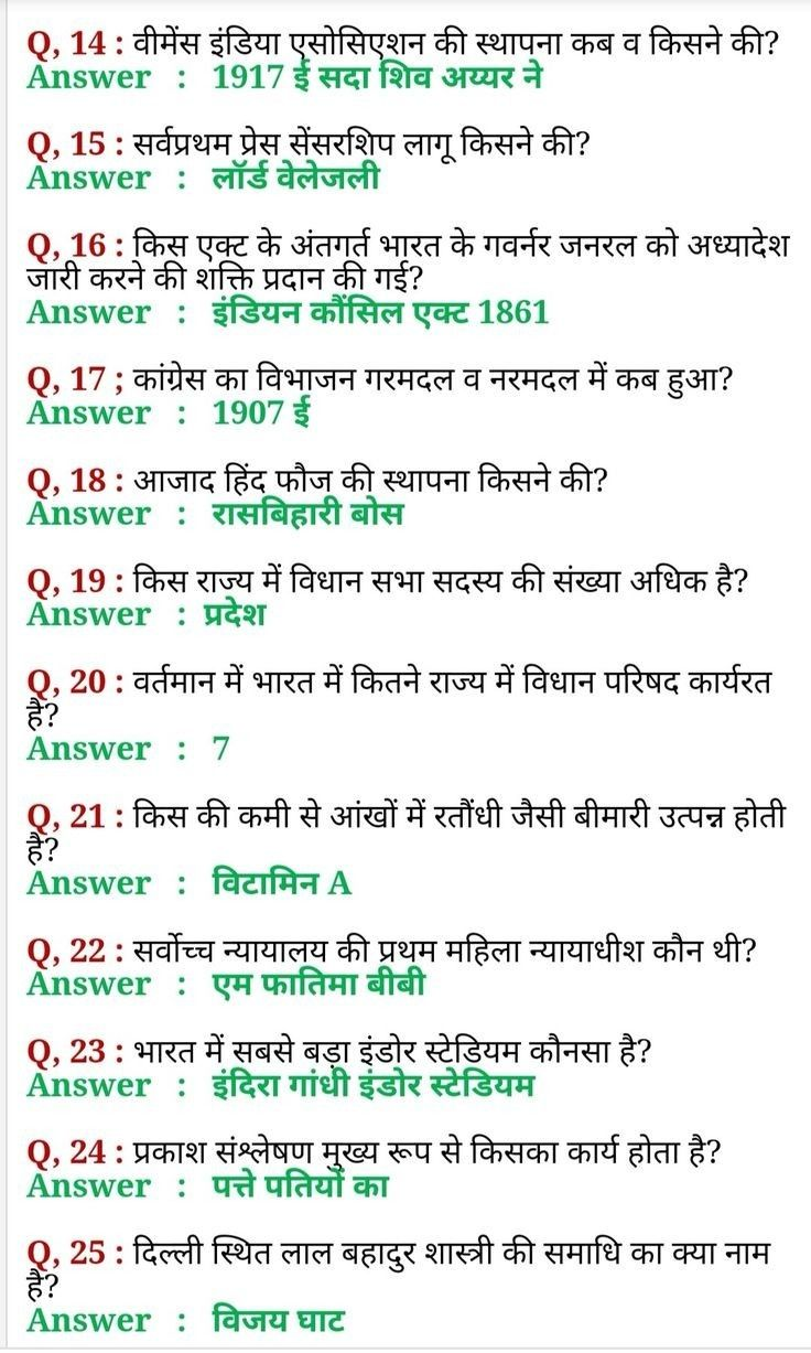 Pin by Jayesh parmar on basic knowledge in 2020 | Gk ...